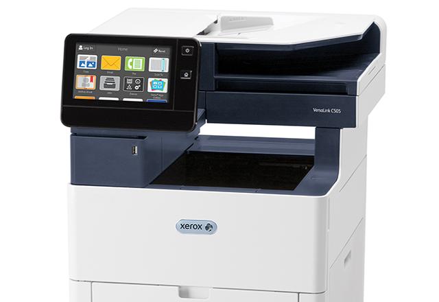 Imprimante couleur multifonctions Xerox® VersaLink® C505