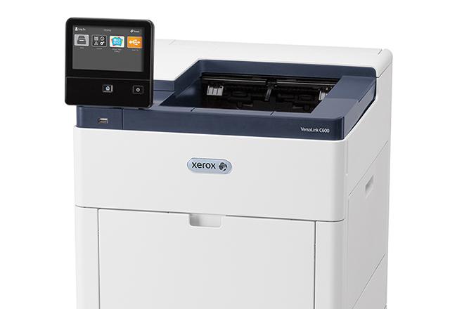 Imprimante couleur Xerox® VersaLink® C600