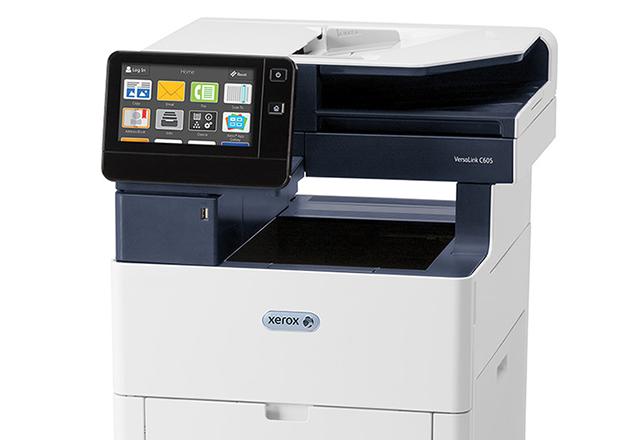 Imprimante couleur multifonctions Xerox® VersaLink® C605